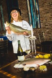 Chefs Love Fresh Arctic Char
